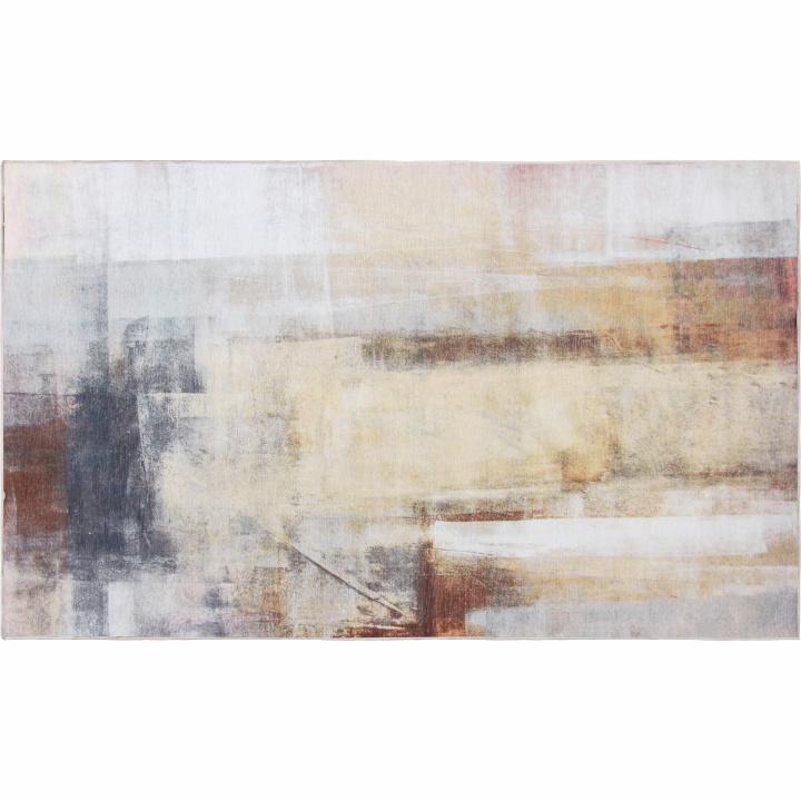 Koberec, hnedá/sivá, 180x270, ESMARINA TYP 1