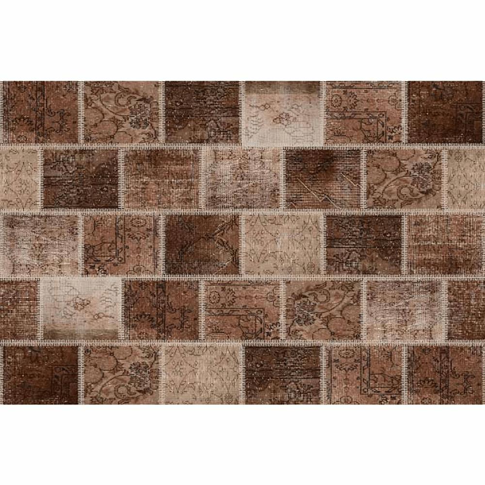 Szőnyeg, barna, 160x230,  ADRIEL TIP 2
