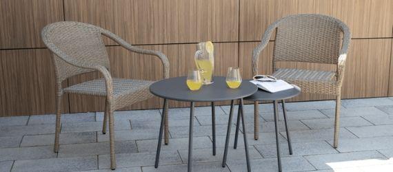 Kerti székek - Alumínium