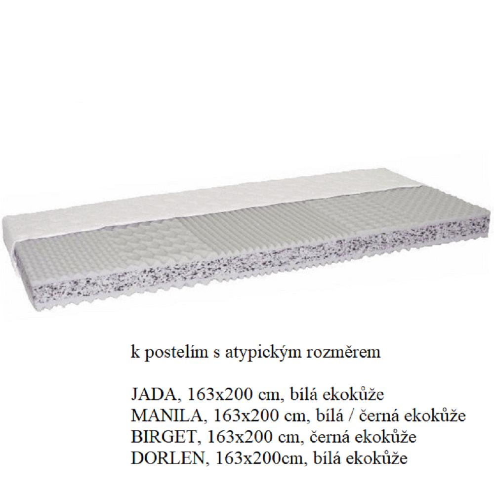 Matrace, 163x200, CATANIA ECO ATYP
