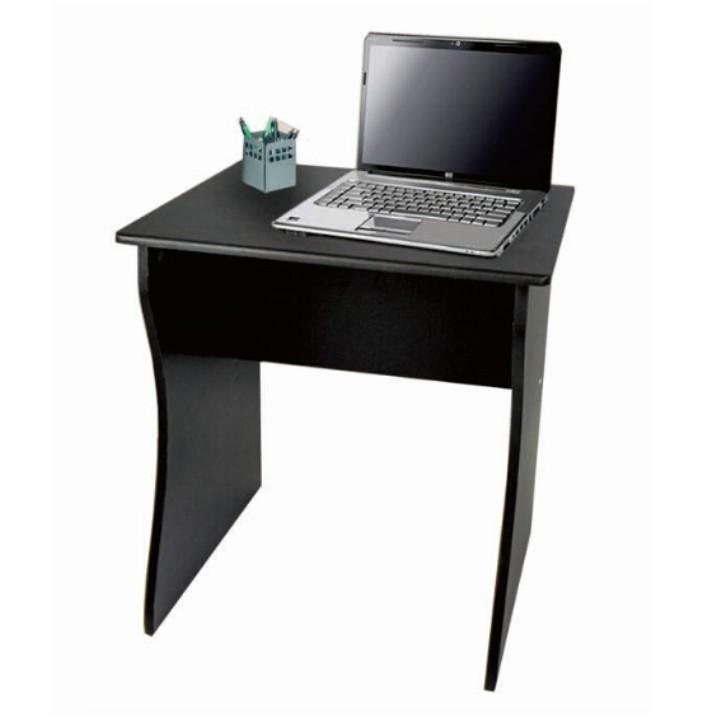 PC stôl, čierna, TORVI