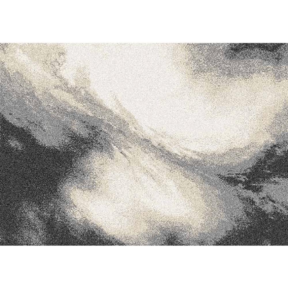 Koberec, mix zemitých barev, 133x190 TOCAR