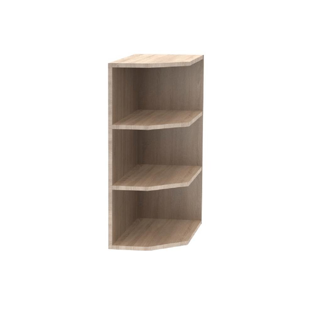 Spodní koncová skříňka, dub sonoma, NOVA PLUS NOPL-052-0S