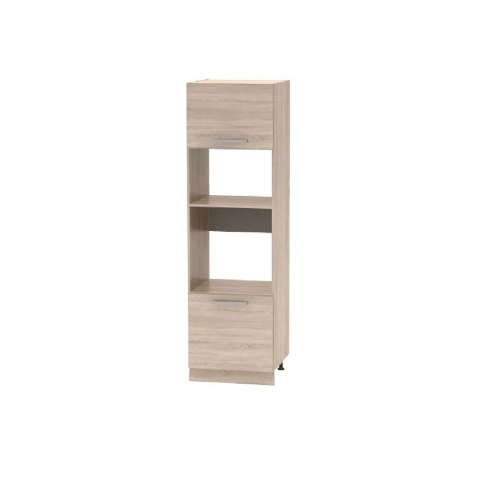 Vestavná skříňka, dub sonoma, NOPL-084-00