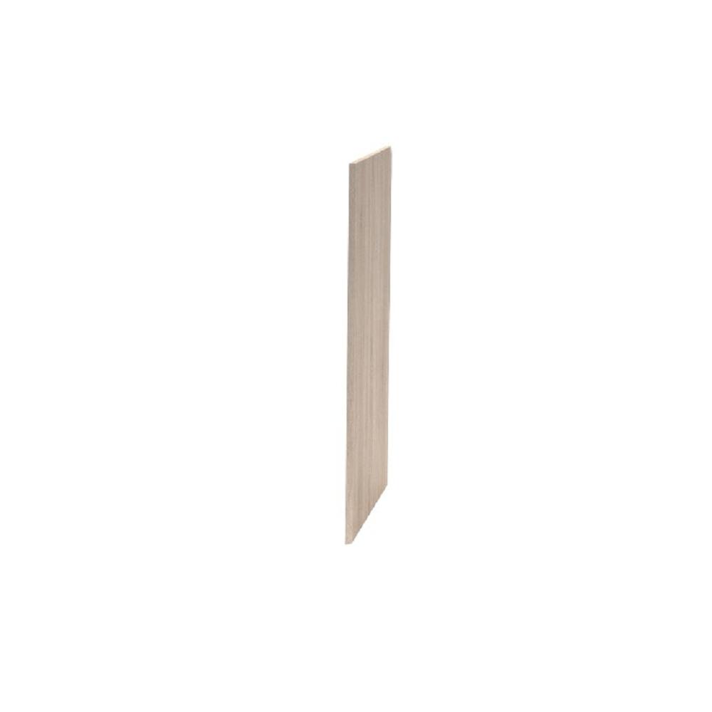 Placă de capăt, stejar sonoma, NOVA PLUS NOPL-085-00