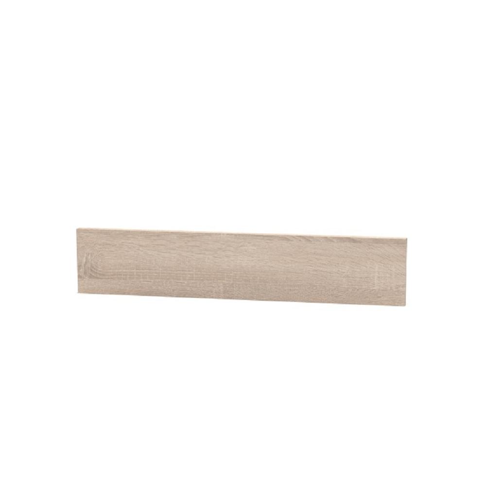 Capăt plintă laterală pentru dulapuri înalte , stejar sonoma, NOVA PLUS NOPL-062-01