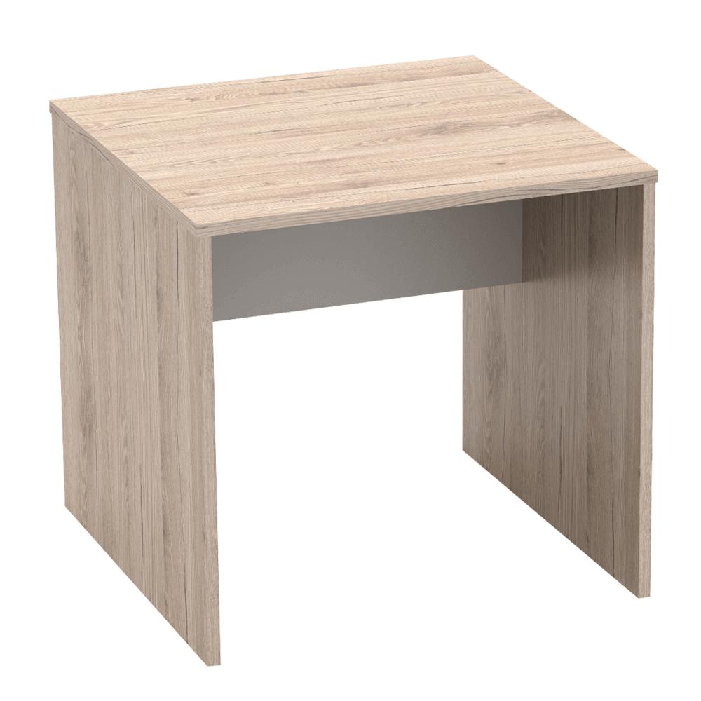 Písací stôl, san remo/biela, RIOMA TYP 17