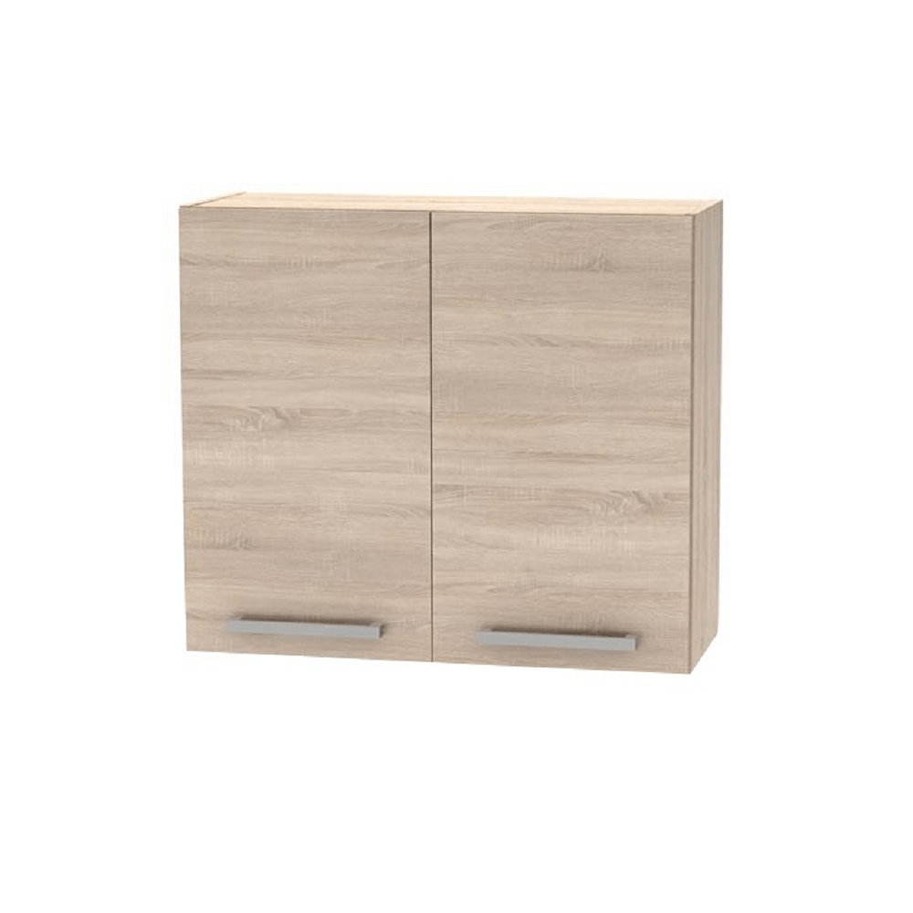 Horní skříňka 2DV, dub sonoma, NOPL-014-OH