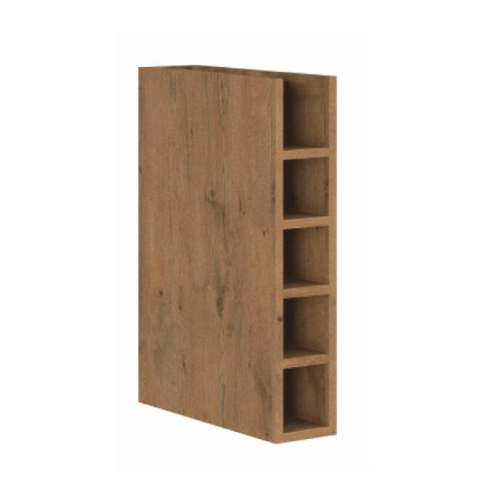 Spodní policová skříňka, dub lancelot, VEGA 15 D OTW BB