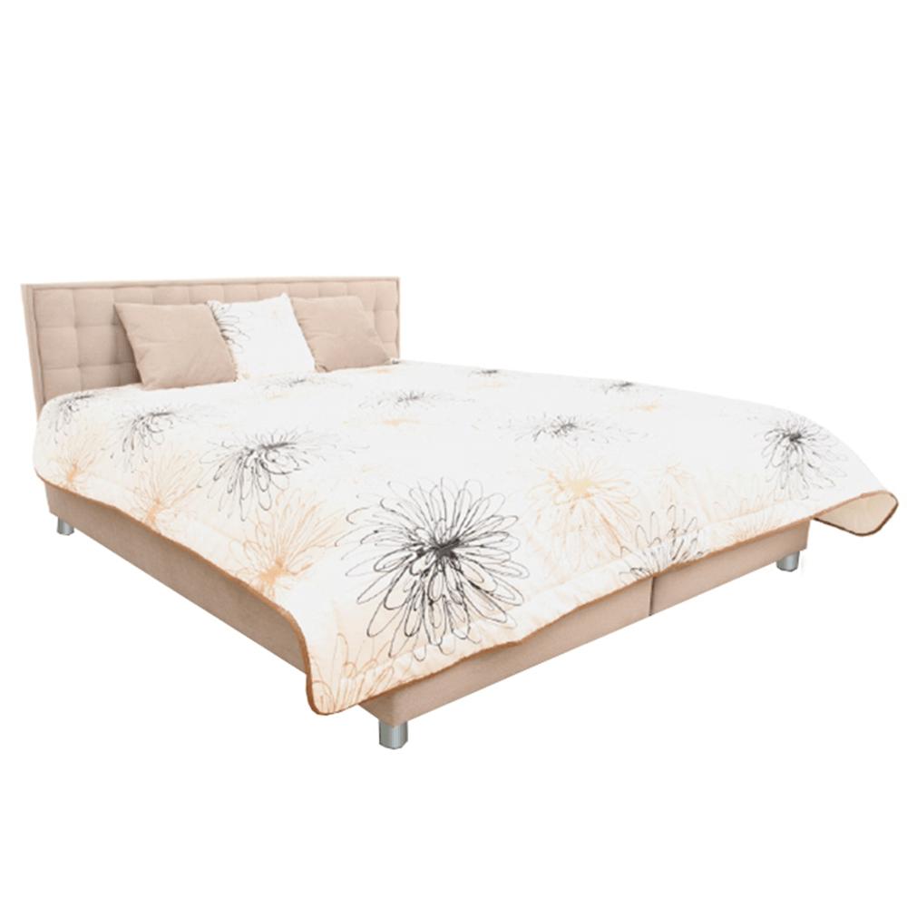 Hitvesi ágy, 180x200, ágyráccsal, BORI
