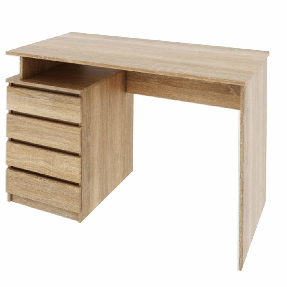 PC stôl, dub sonoma, HANY NEW