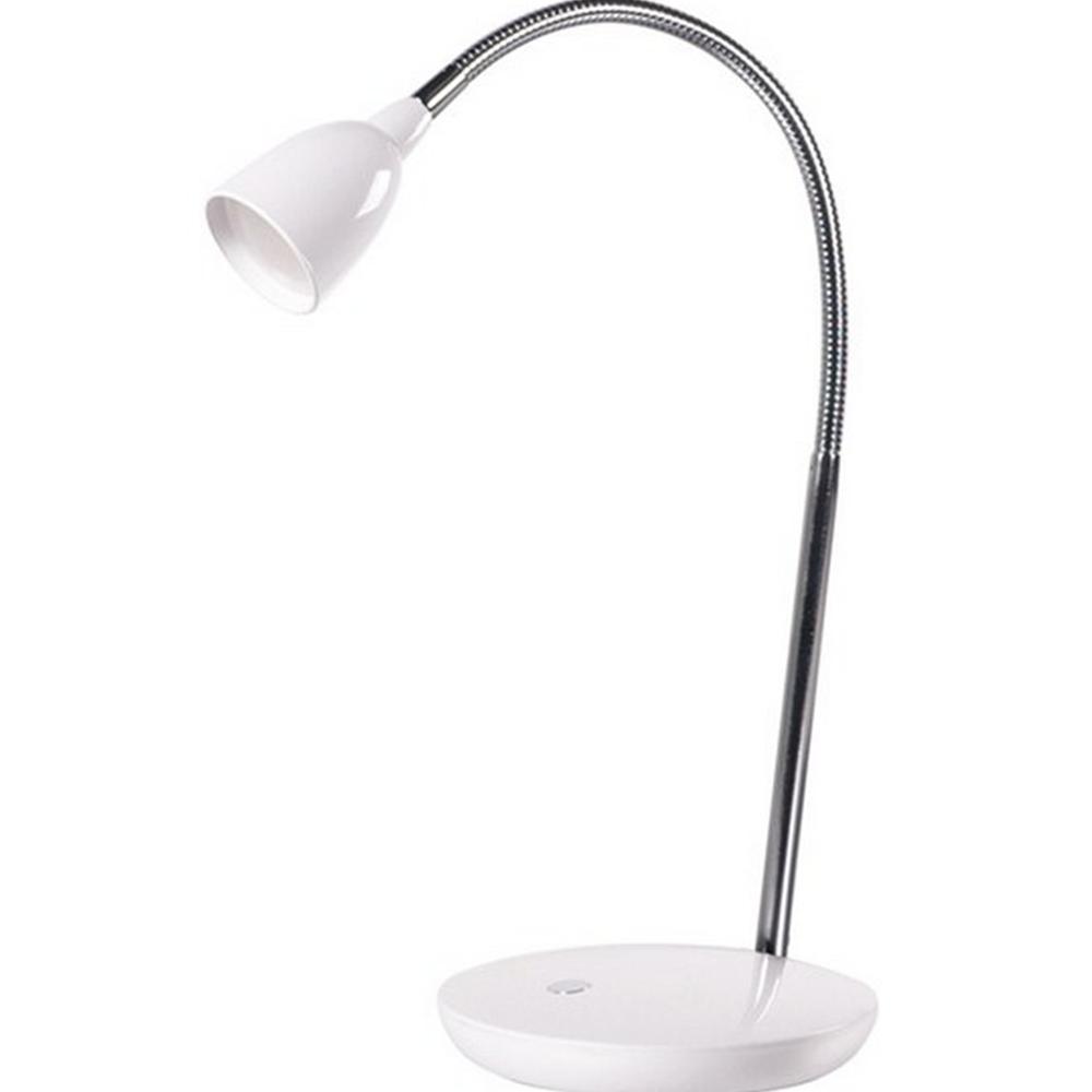 Lampă de masă W032-w culoare albă