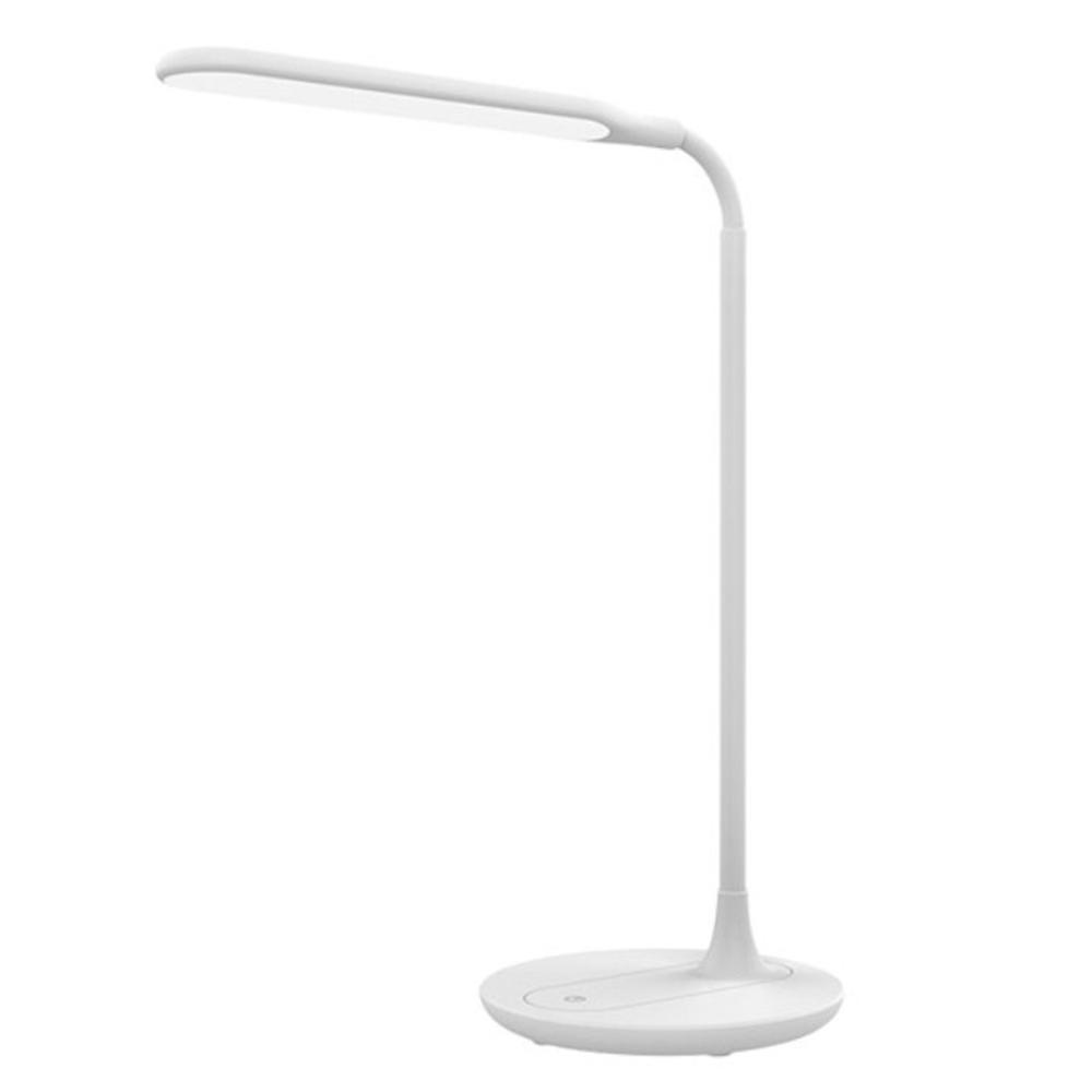 Asztali lámpa Wo49-w,  sötétíthető, matt fehér