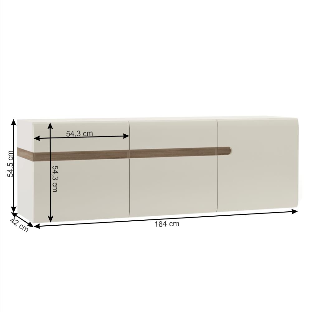 Visící skříňka LYNATET TYP 67