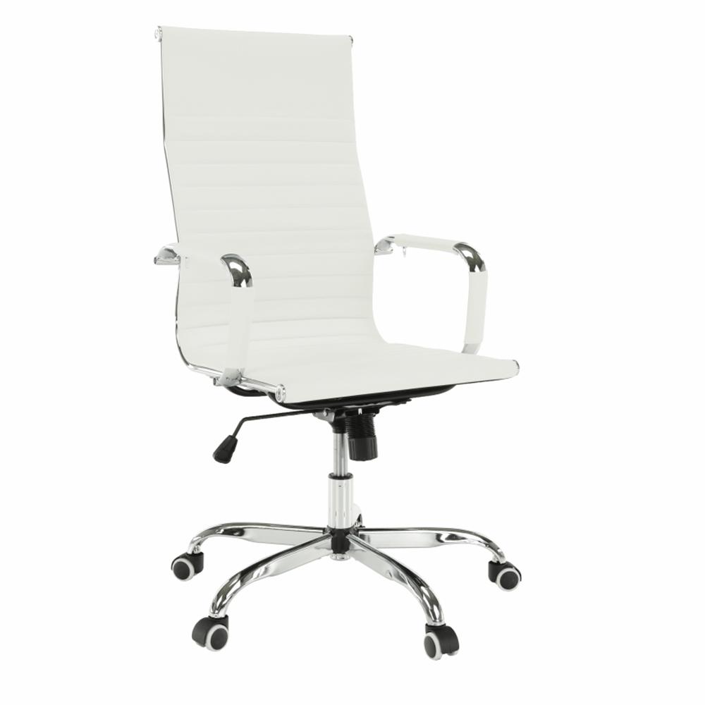 AZURE 2 NEW - kancelářské křeslo, bílá, TEMPO KONDELA