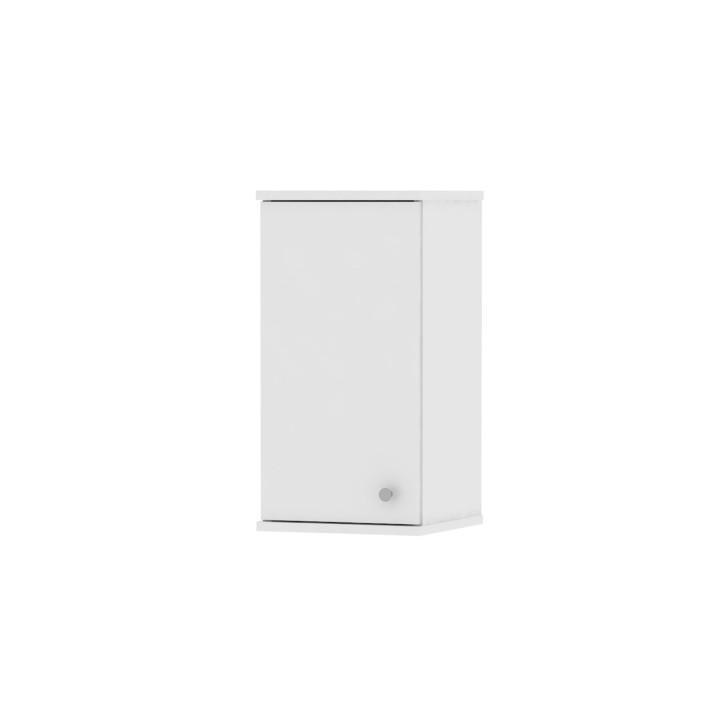 Horná závesná skrinka 1D, biela, GALENA SI09