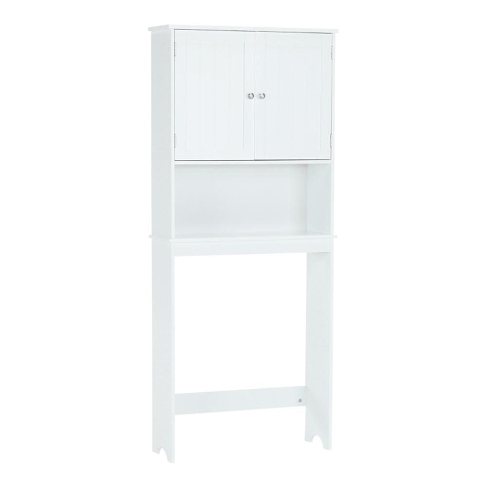 Skříňka nad WC, bílá, ATENE TYP 5, TEMPO KONDELA