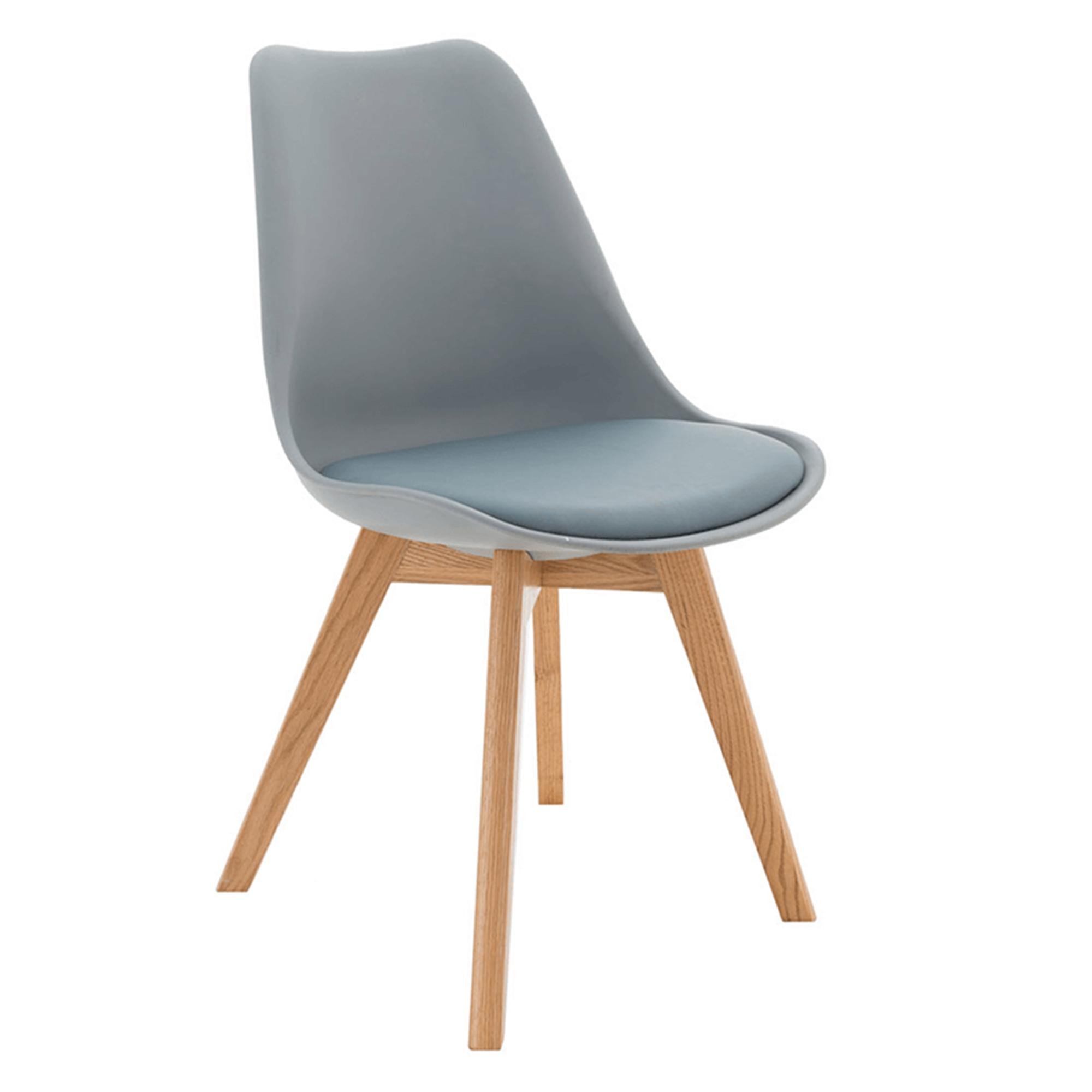 szék, szürke/bükk, BALI 2 NEW