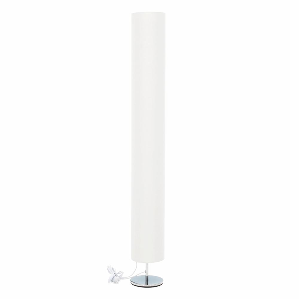 Stojacia lampa, biela, QENNY 21 LF8502