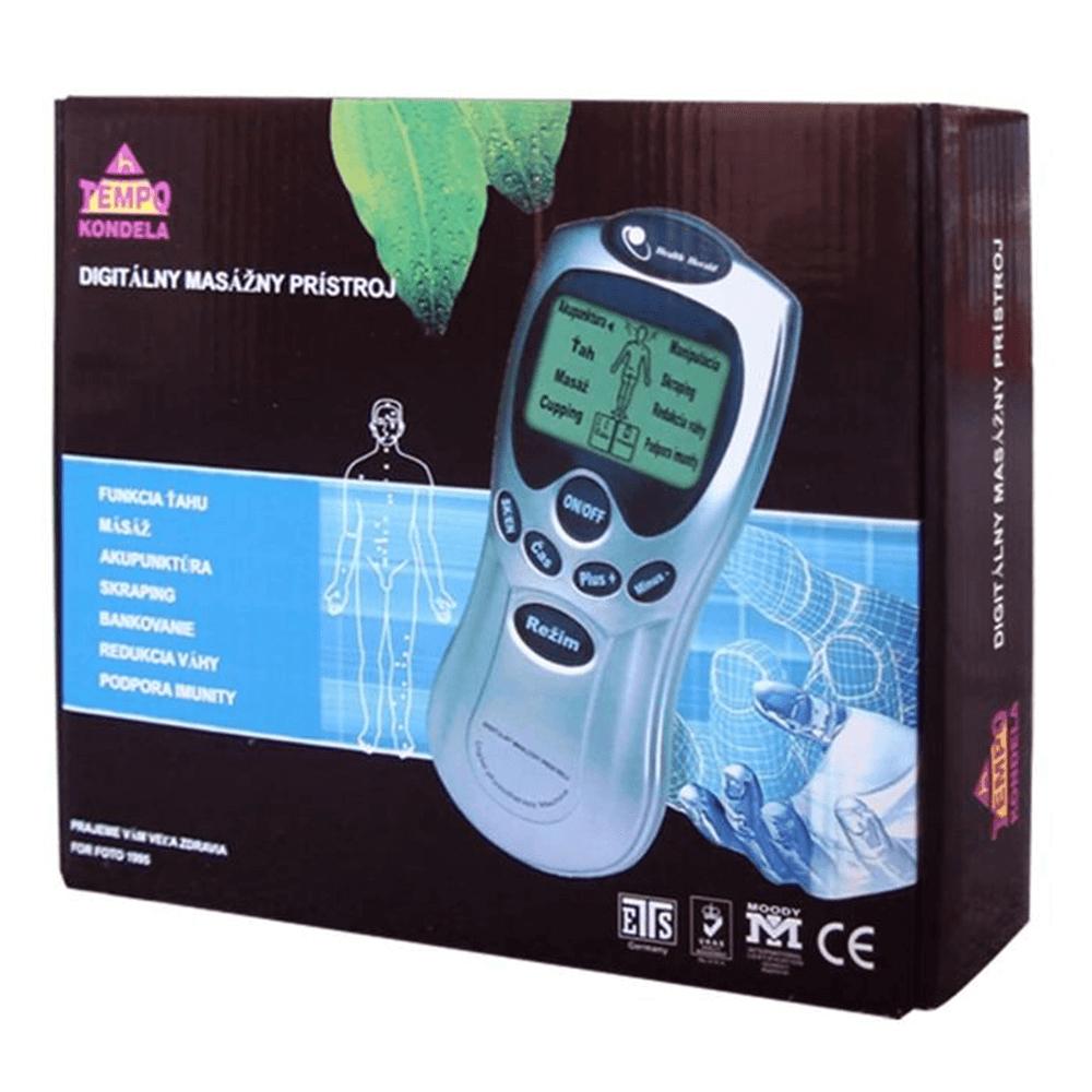 Digitálny masážní přístroj - neurostimulátor Tempo