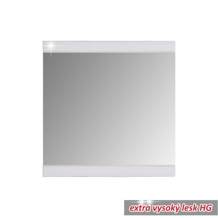 Tükör, fehér/extra magas fényű HG, DERBY