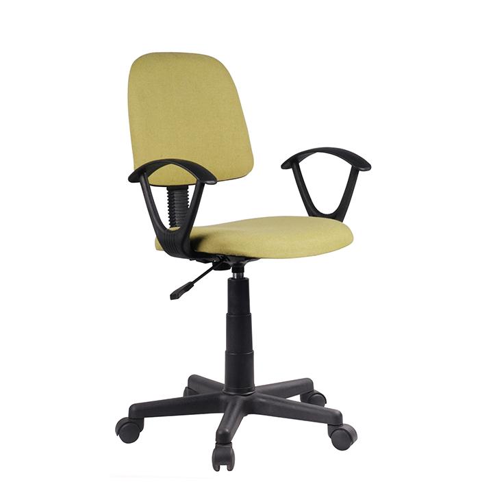 Kancelárska stolička, zelená/čierna, TAMSON