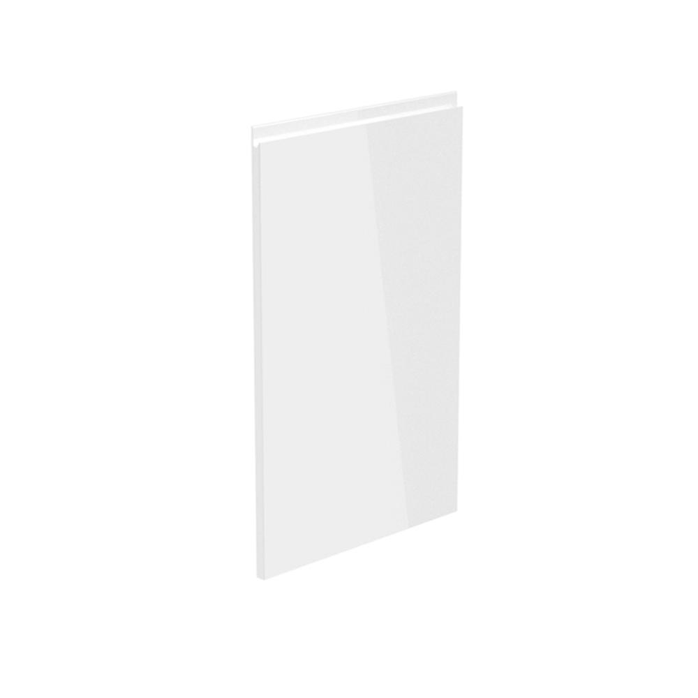 Dvierka na umývačku riadu, biela extra vysoký lesk HG, 44,6x71,3, AURORA
