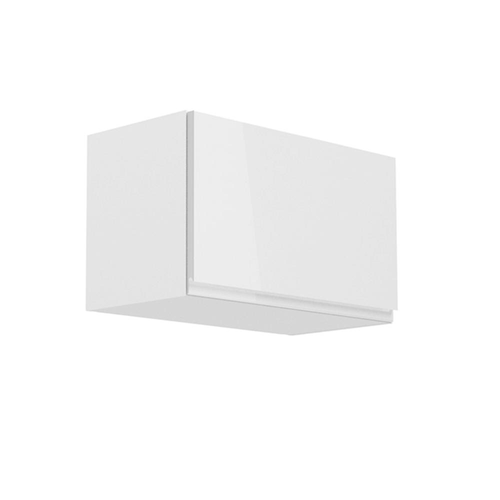 Dulap superior, alb / alb extra lucios, AURORA G60KN