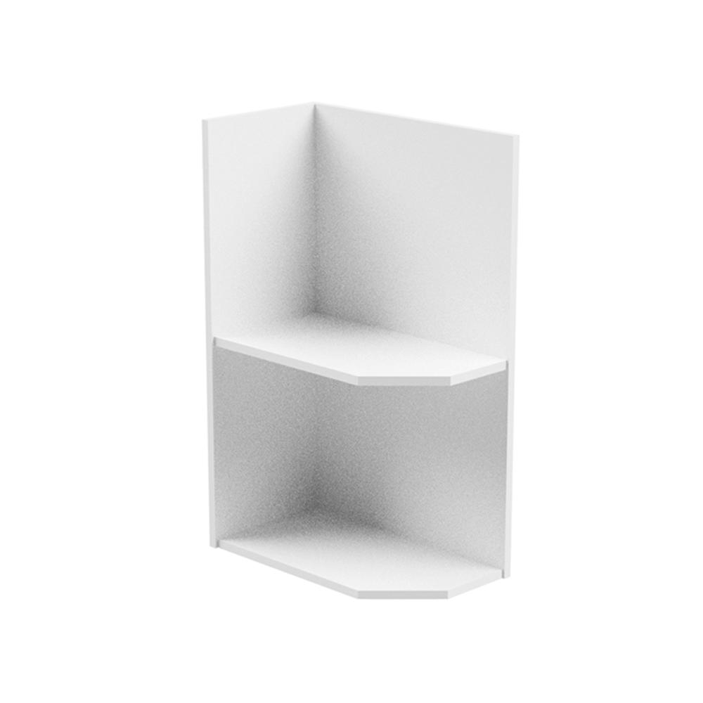 Spodná skrinka, biela, ľavá, AURORA D25PZ