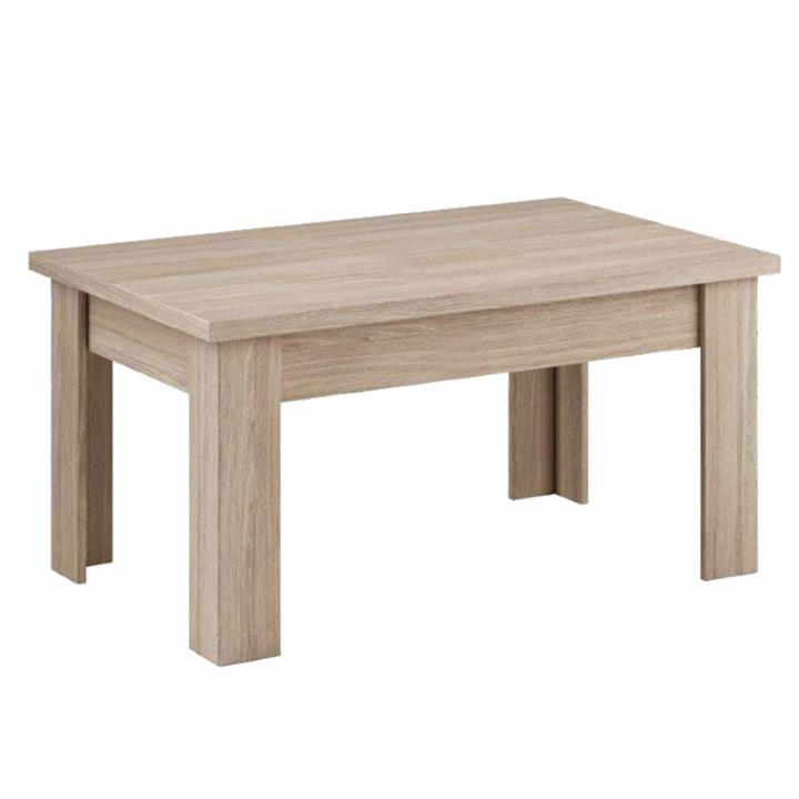 Konferenční stolek, dub grandson světlý, Letya