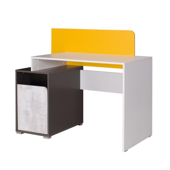 MATEL  B8  PC STOL  BIELA/GRAFIT/ENIGMA / ZLTA