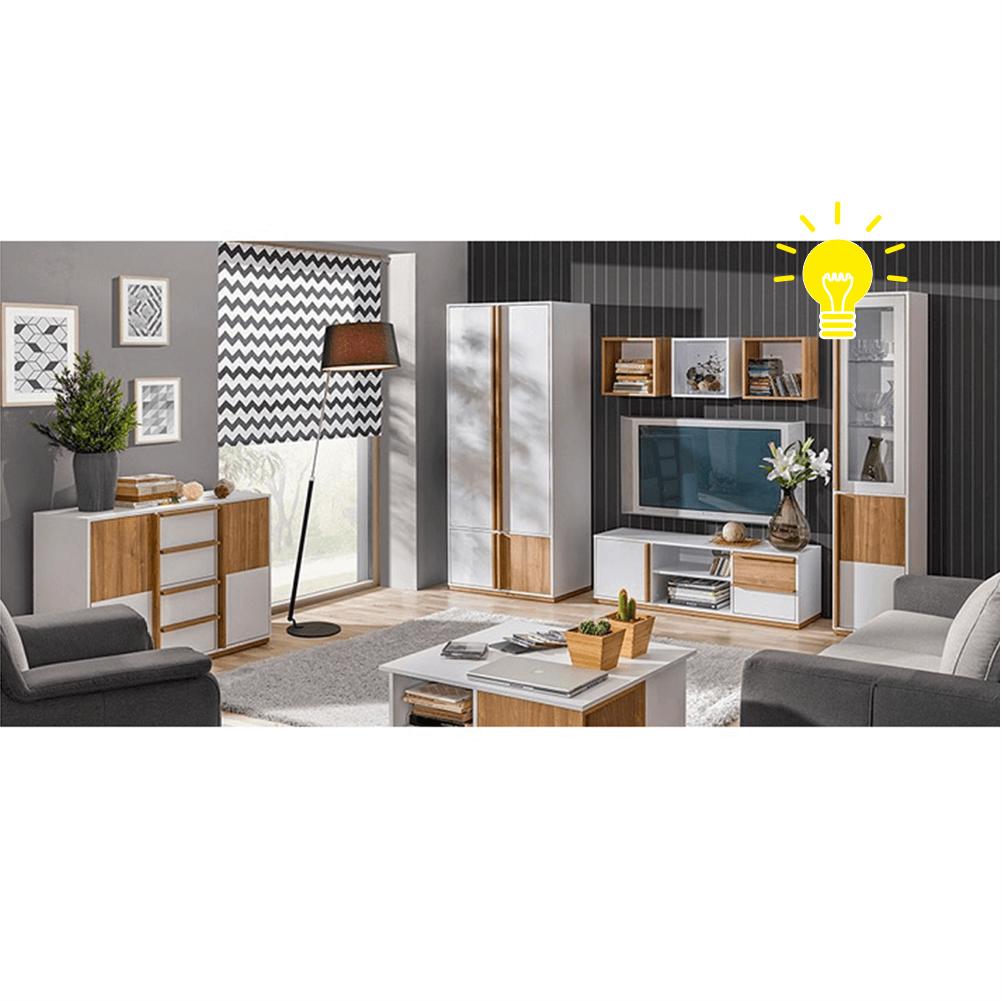 LED világítás, dió select/fehér, KNOX