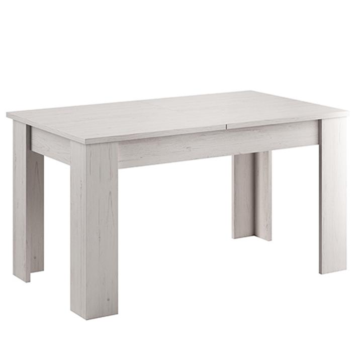 Jedálenský rozkladací stôl, sosna andersen, VINCE