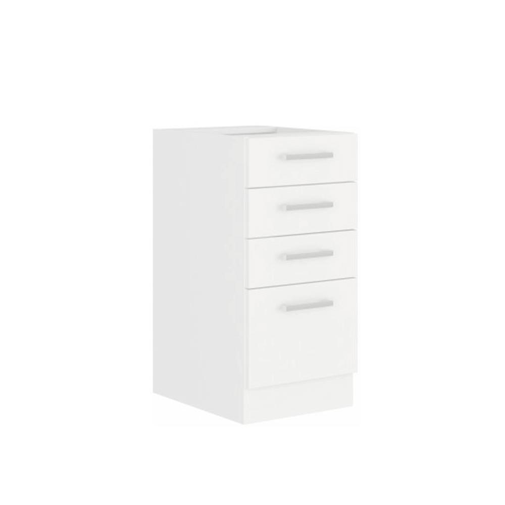 Spodná skrinka, biela, SPLIT 40 D 4S BB