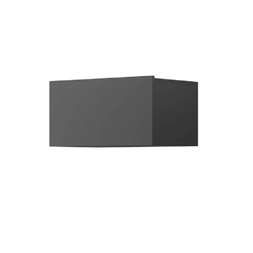 Závěsná skříňka, grafit, SPRING ED60