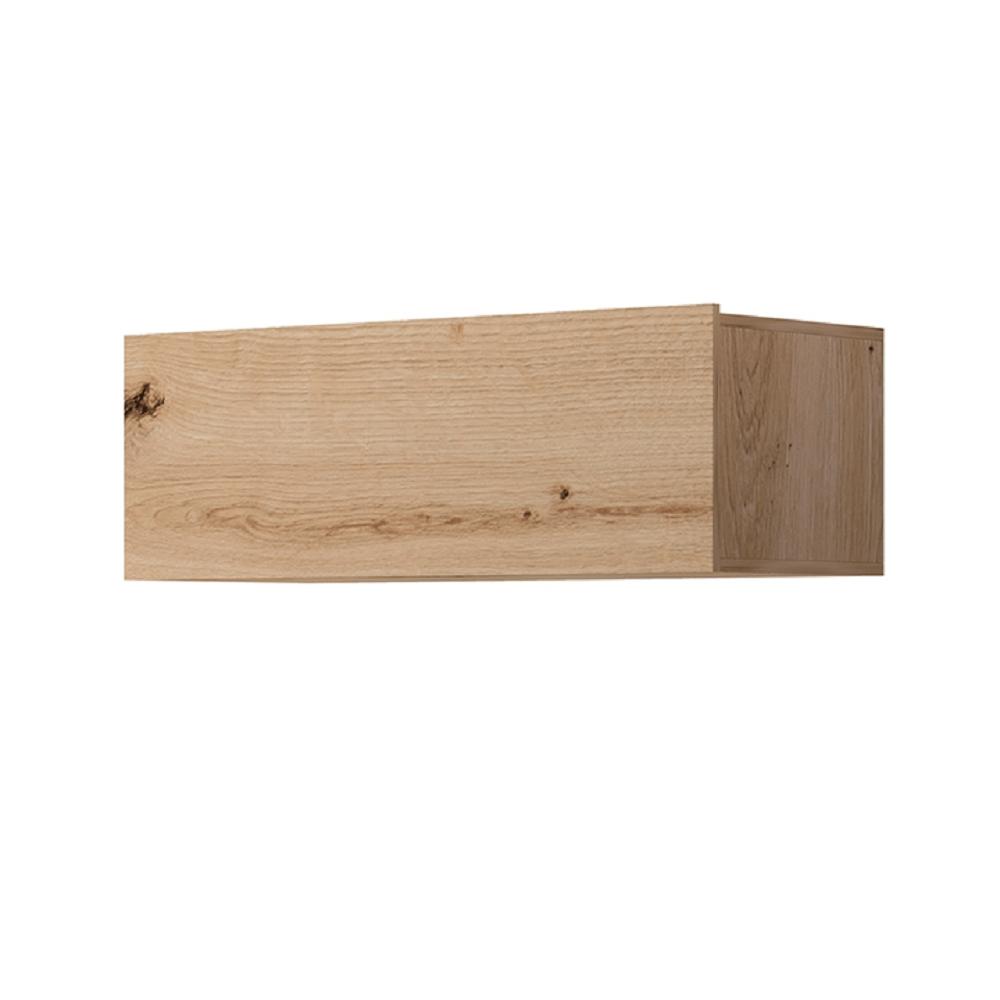 Závěsná skříňka, dub artisan, SPRING ED90
