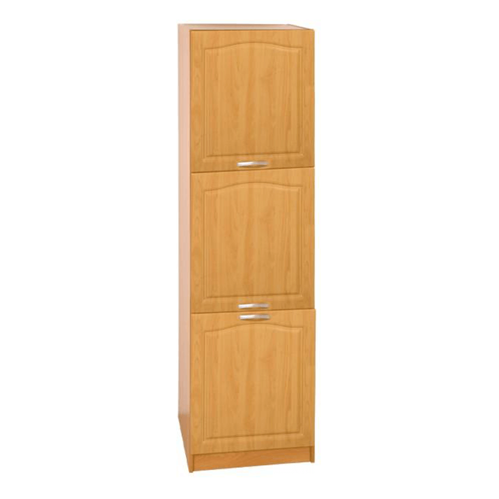 Kuchyňská skříňka, pravá, olše, LORA MDF NEW KLASIK S40 / 210/57, TEMPO KONDELA