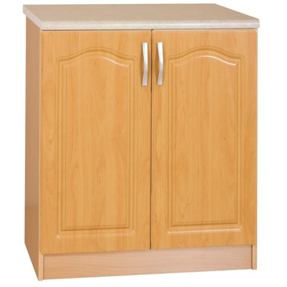 Kuchyňská skříňka, olše, LORA MDF NEW KLASIK S60, TEMPO KONDELA