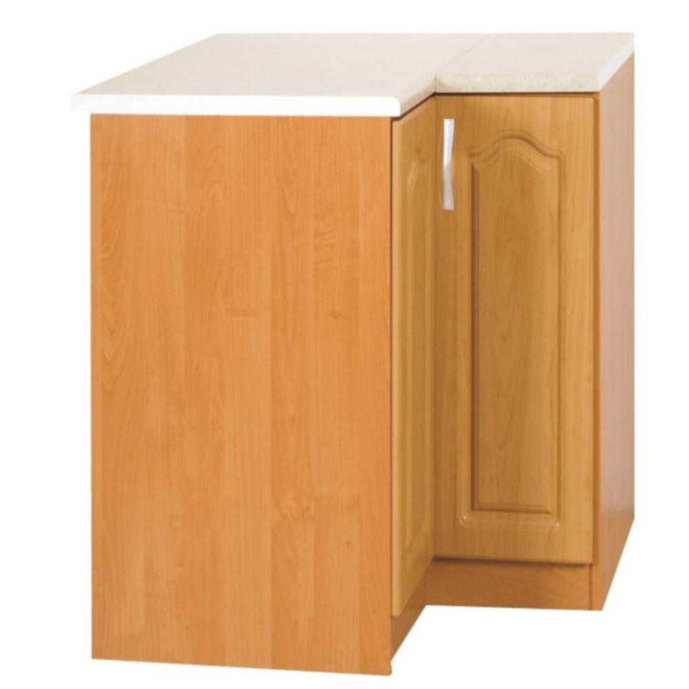 Kuchyňská skříňka, olše, pravá, LORA MDF NEW KLASIK S90 / 90