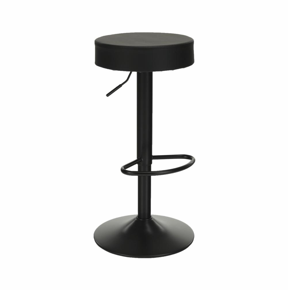 Barová stolička, čierna, PONGO