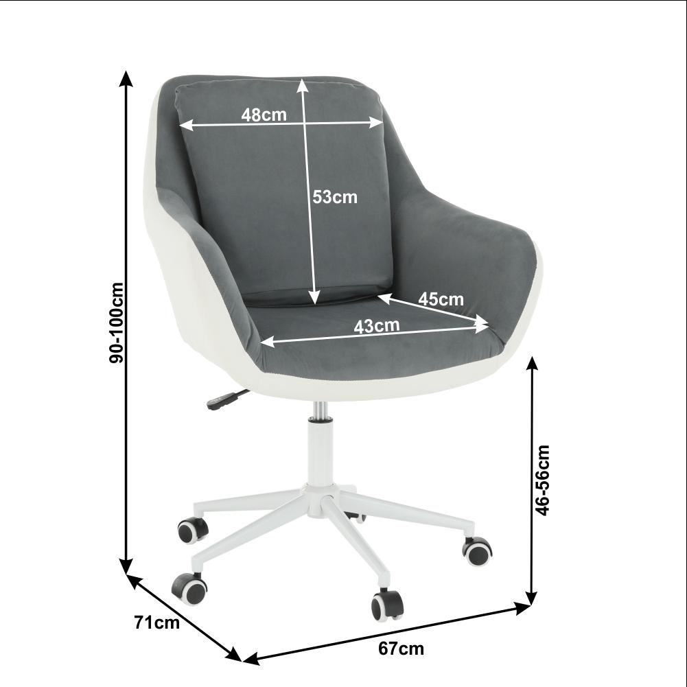 Irodai fotel