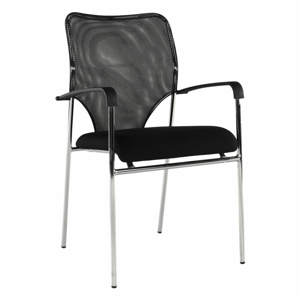Zasadacia stolička, čierna, UMUT