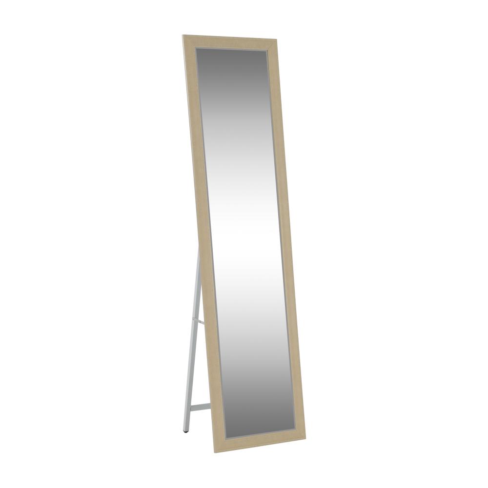 Oglindă, bej/alb, ASUEL