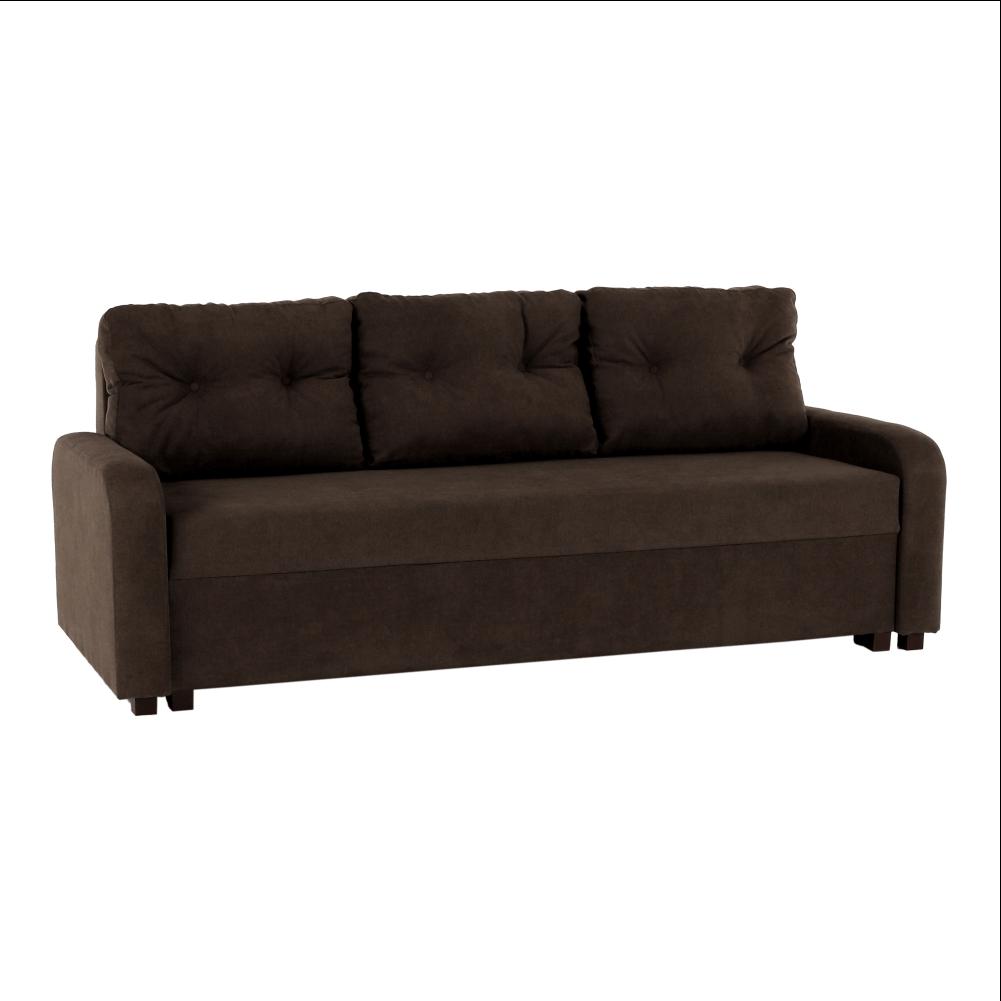 Canapea extensibilă, ciocolatiu, PORTORIKO