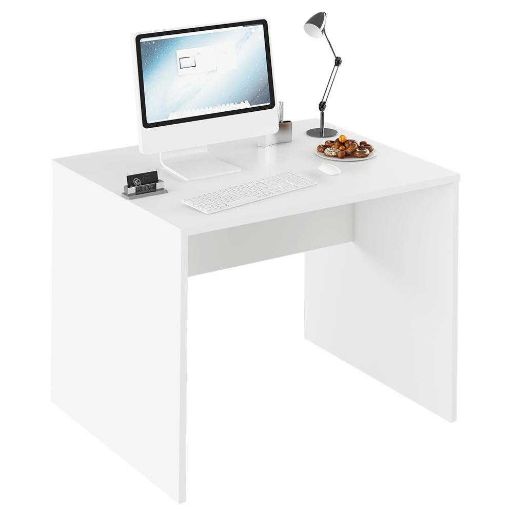 Psací stůl, bílá, RIOMA TYP 12, TEMPO KONDELA