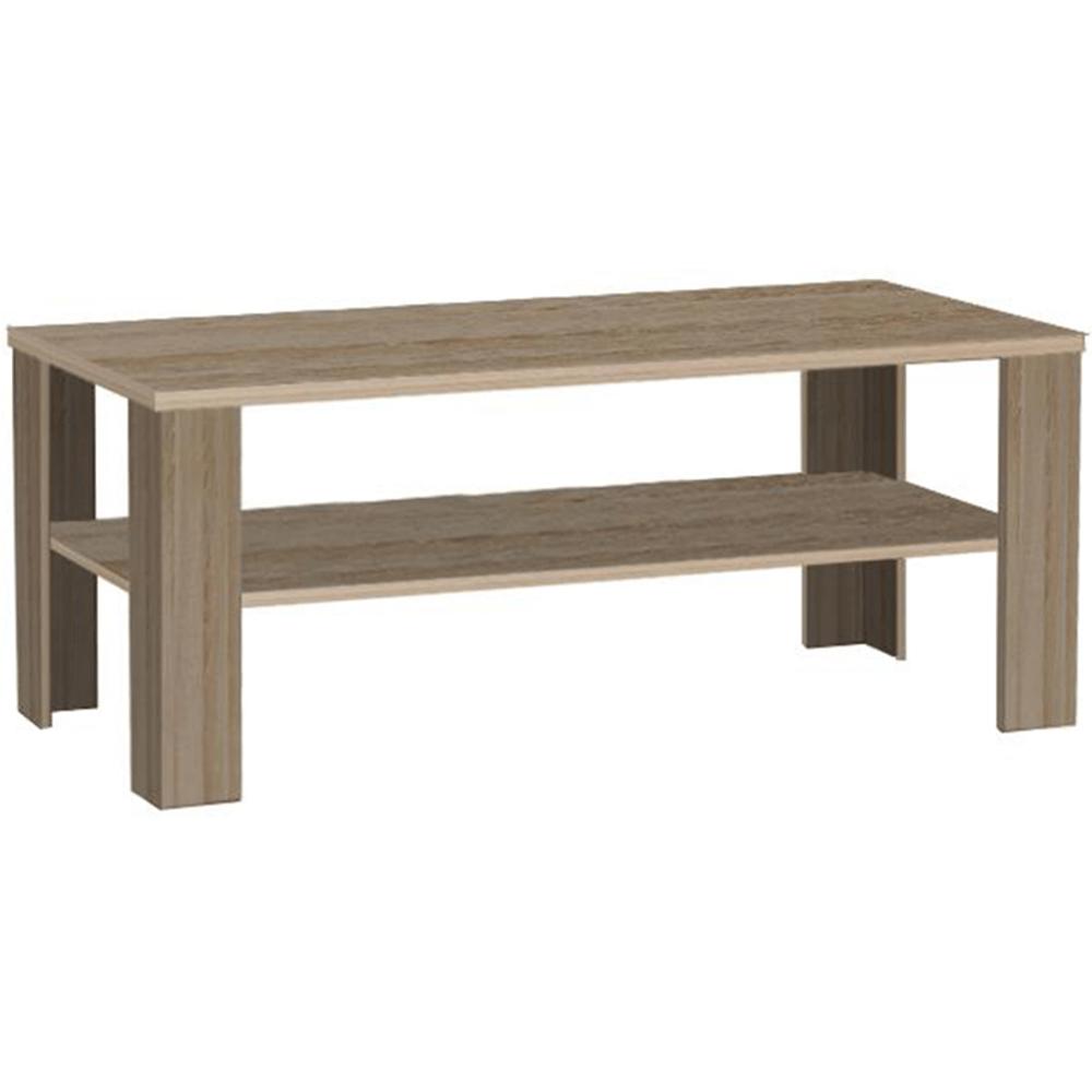 Konferenčný stolík, truflový dub sonoma, INTERSYS 22