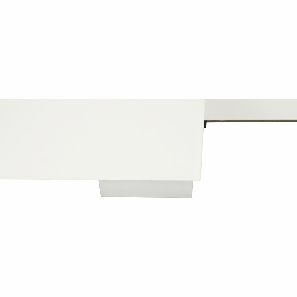 coltar extensibil alb in forma de u, ANISIA , STILA 21
