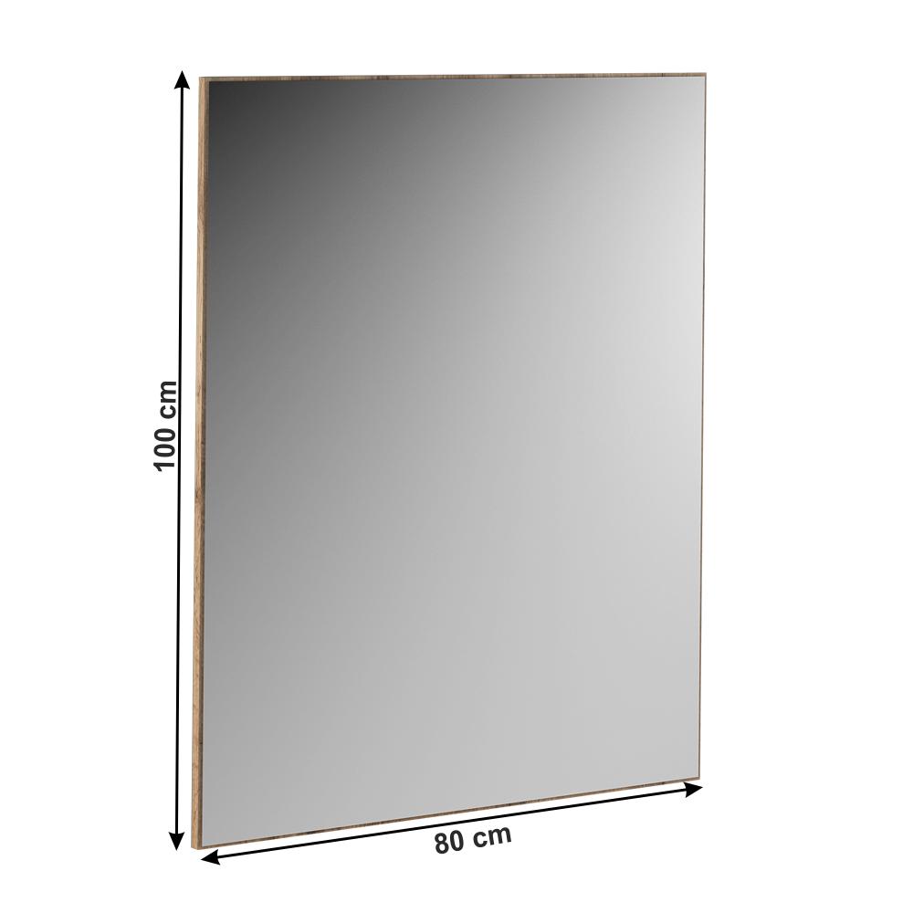 Zrcadlo TYP 9, dub wotan, CYRIL