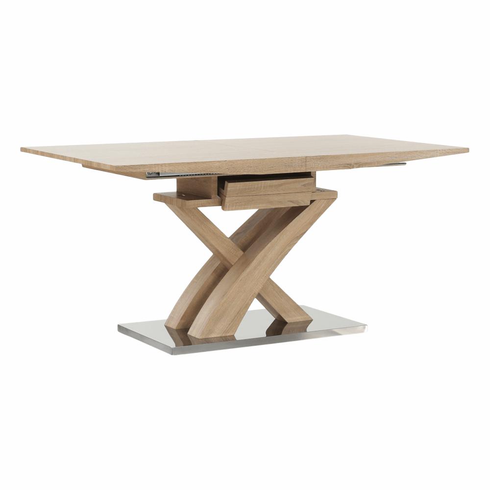 Jídelní stůl, dub, BONET NEW TYP 2