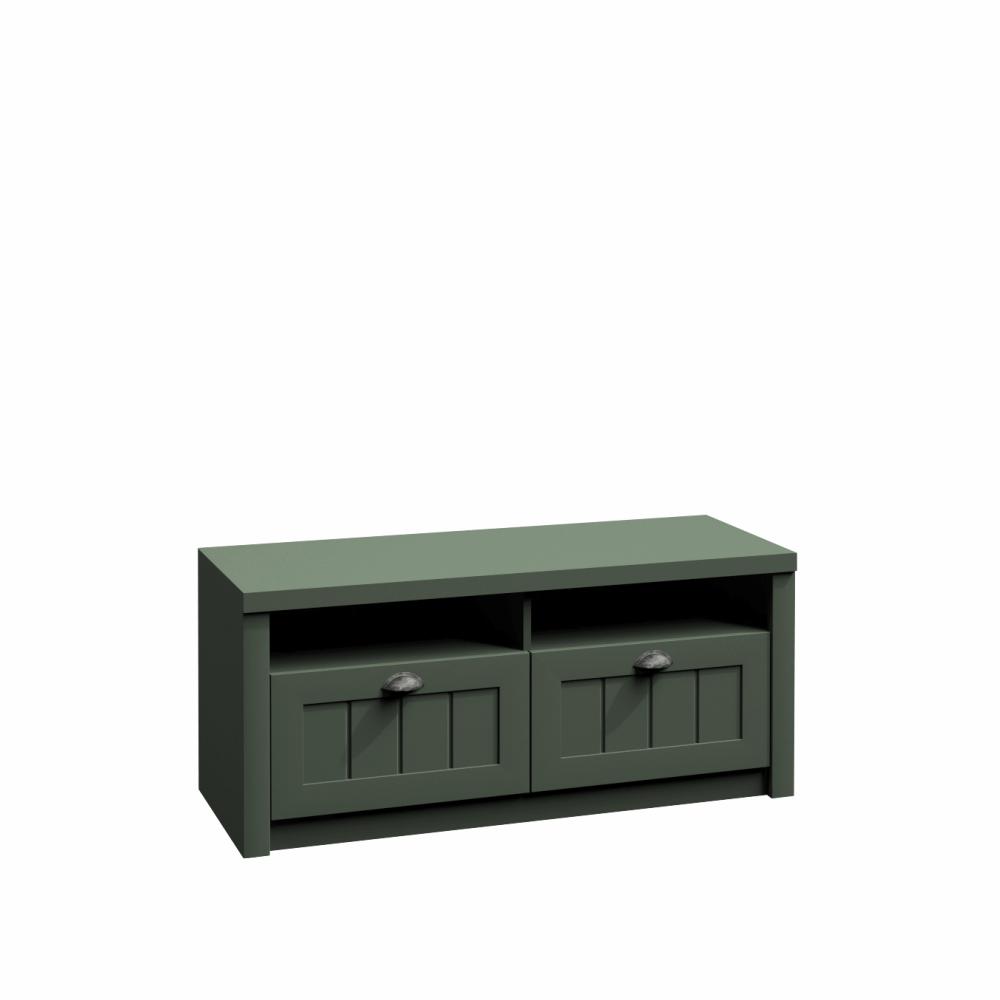 Komód, zöld, PROVANCE LWK